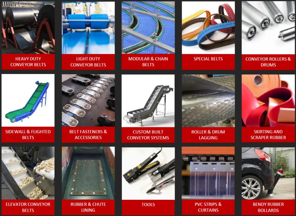 Latest Conveyor Belt News - CCBS Ltd